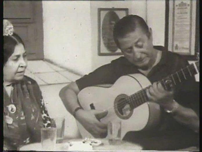 Rito y Geografía del Toque 04-3 Guitarra flamenca