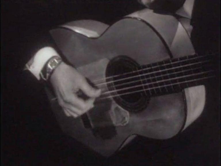 Rito y Geografía del Toque 1-1 Poema de la guitarra