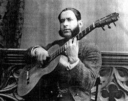 Silverio Franconetti, uno de los nombres que más ha marcado la historia del flamenco.